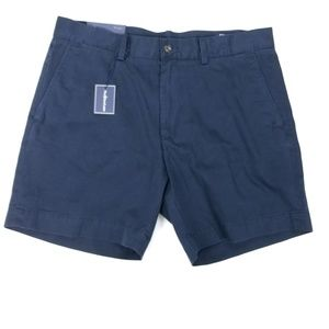 Polo Ralph Lauren Classic Fit Shorts Navy Blue Men